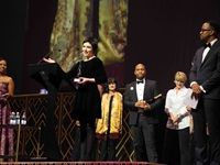 Eat Out Service Excellence Award winner Chantel Dartnall of Restaurant Mosaic