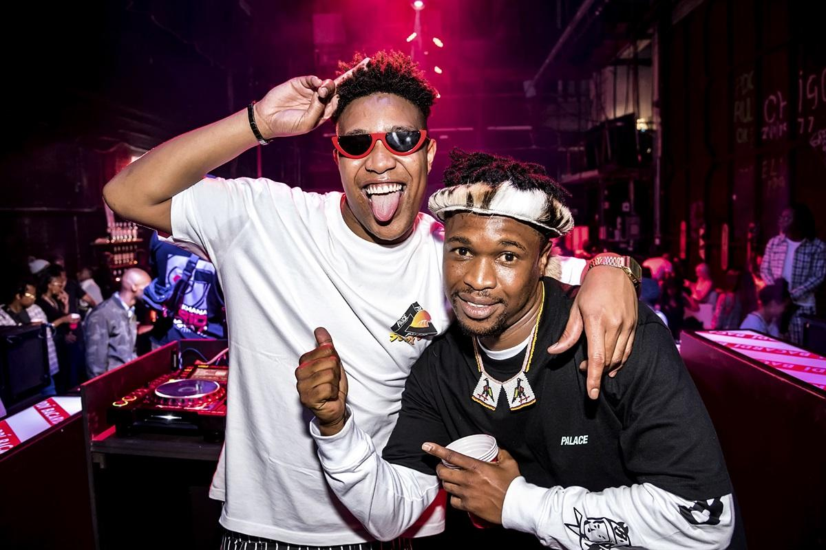 1DJ Speedsta and Scoop Makhathini