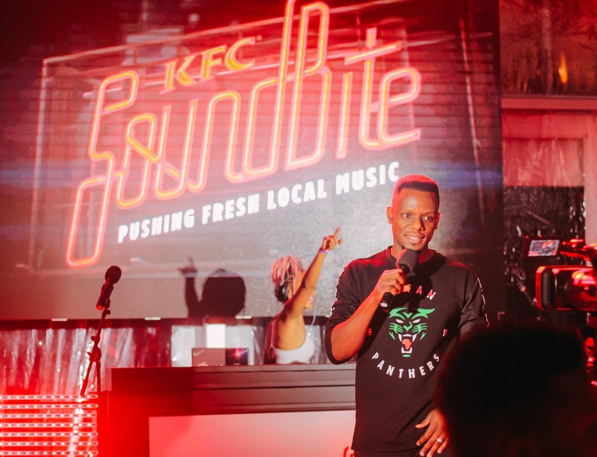 KFC SoundBite PTA