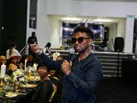 David Tlale celebrates 15 Years of his brand