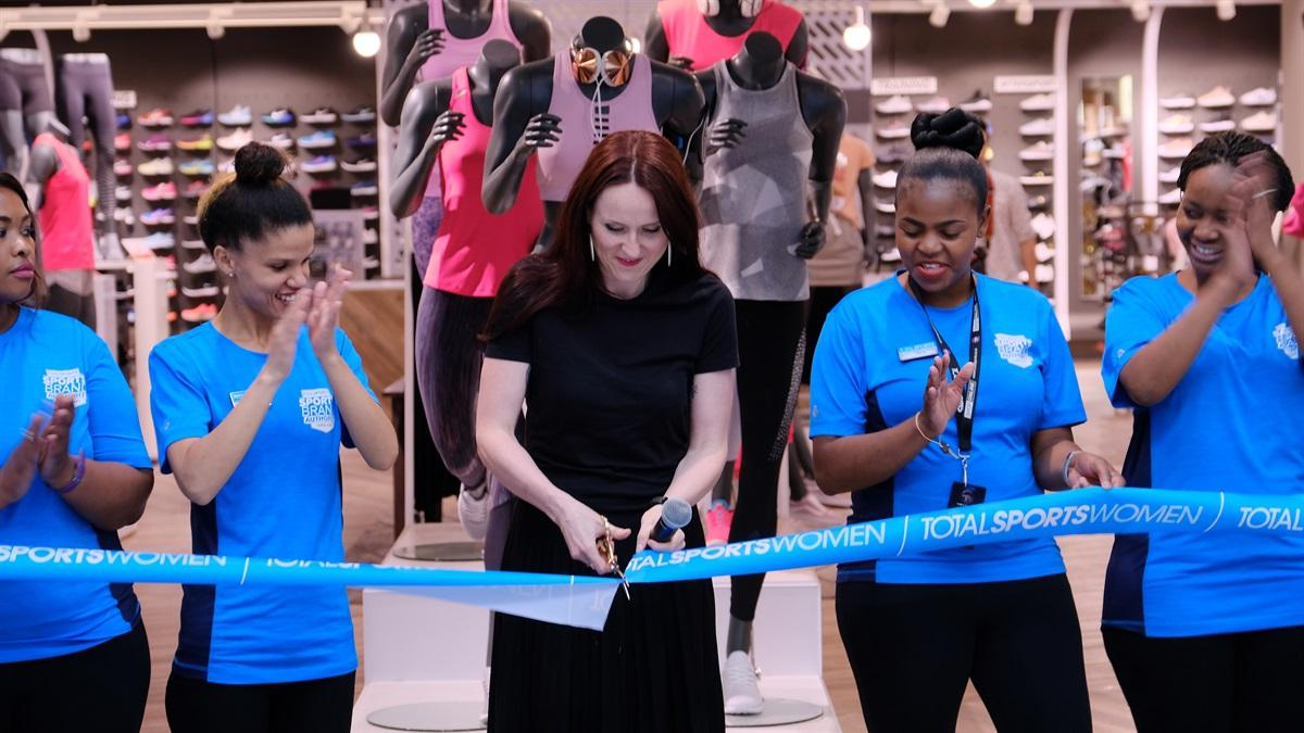 Totalsports Women opens at Canal Walk