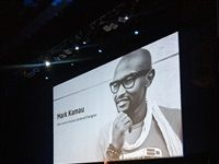 Mark Kamau's talk at Design Indaba