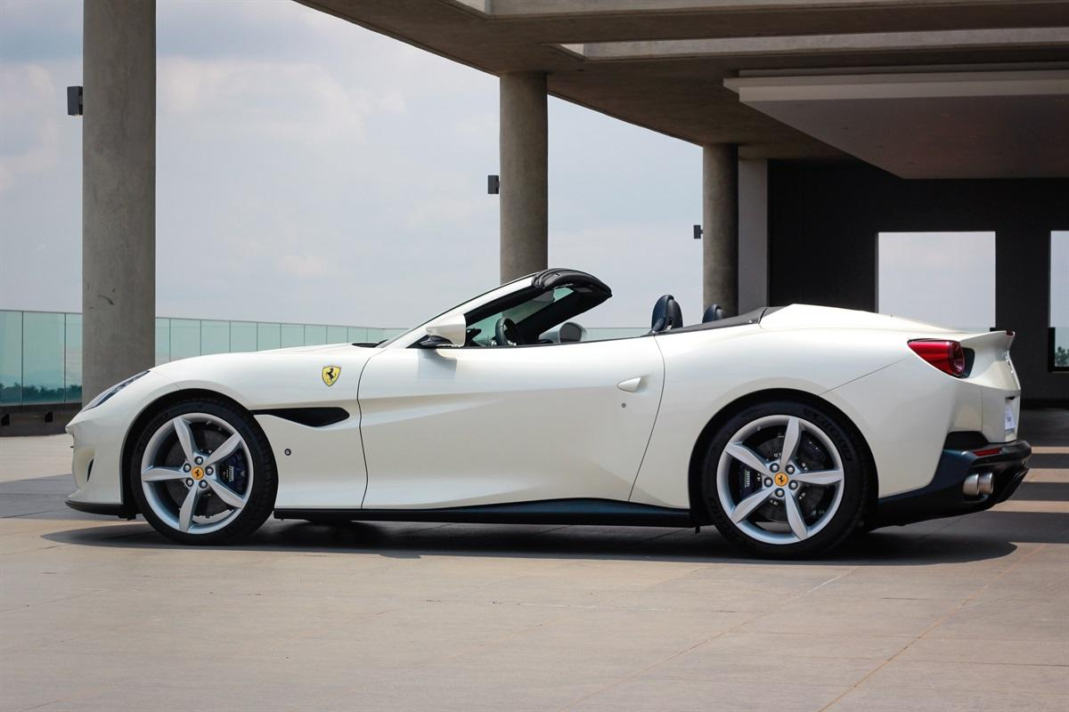 Ferrari Portofino unveiled in SA